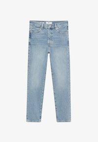 Mango - GISELE - Jeans slim fit - mittelblau - 5