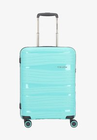 Travelite - MOTION 4-ROLLEN - Luggage - mint - 0