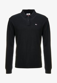 Tommy Jeans - CLASSICS LONGSLEEVE - Polo shirt - black - 3