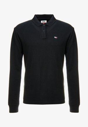 CLASSICS LONGSLEEVE - Polo - black