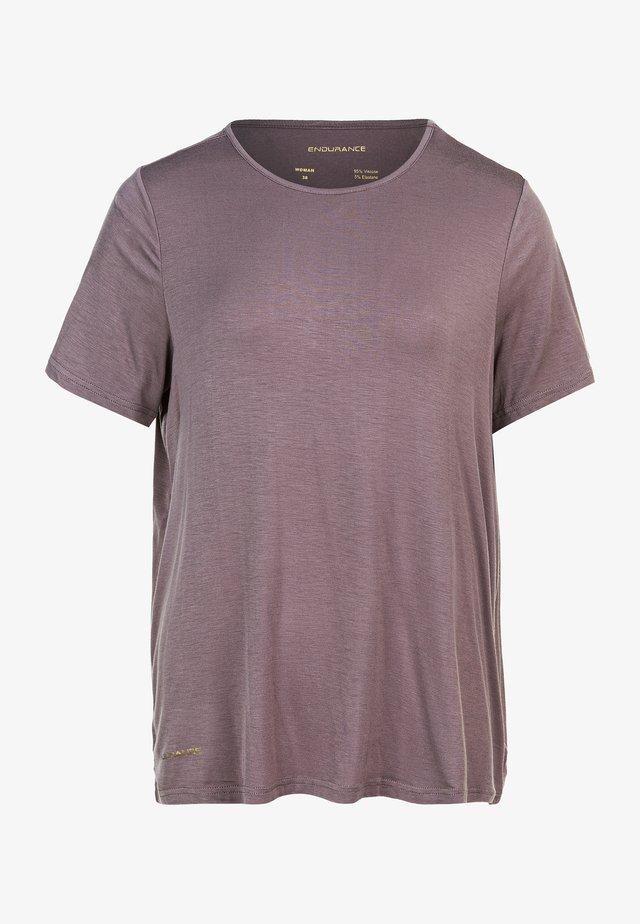 Basic T-shirt -  iron