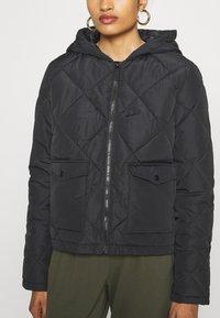 Noisy May - NMFALCON - Light jacket - black/black - 5