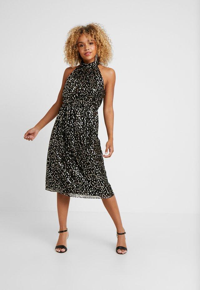 TEARDROP DRESS - Sukienka letnia - black