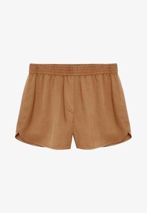 BOXER - Shorts - okker