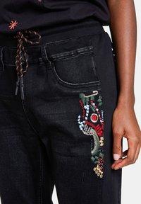 Desigual - DENIM_ISTAMBUL - Pantalon de survêtement - blue - 3