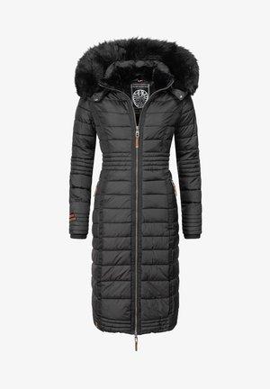 UMAY - Winter coat - schwarz