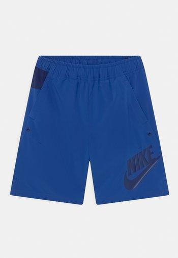 Shorts - game royal/blue void/white