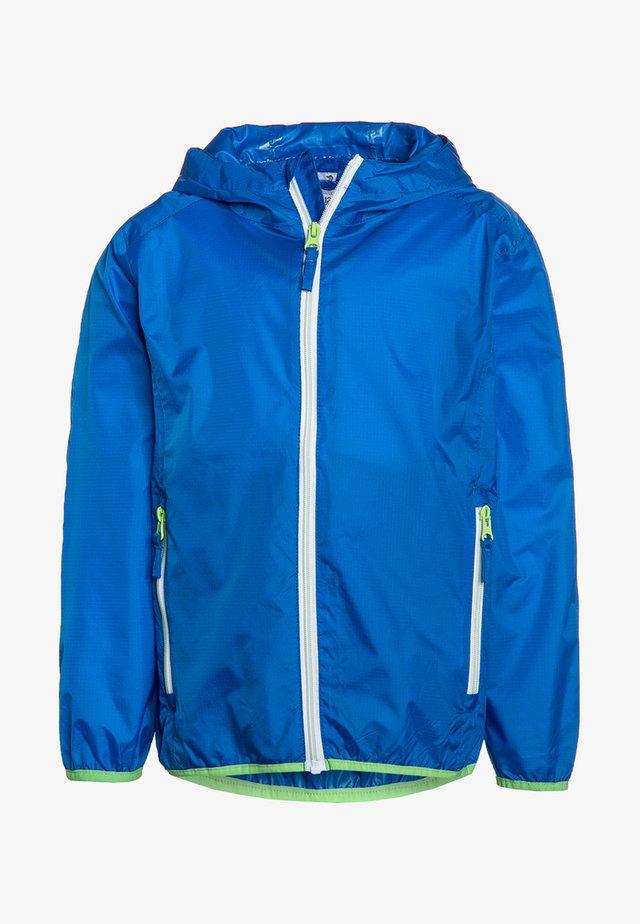 Vodotěsná bunda - blau