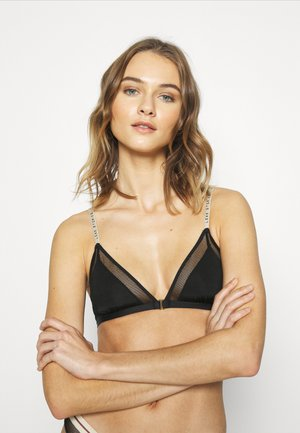 NIGHTRIDER - Soutien-gorge triangle - black