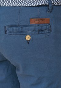 INDICODE JEANS - HAVER - Trousers - dark denim - 4