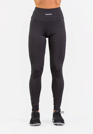 HYPERION PERFORMESH TIGHTS - Leggings - black