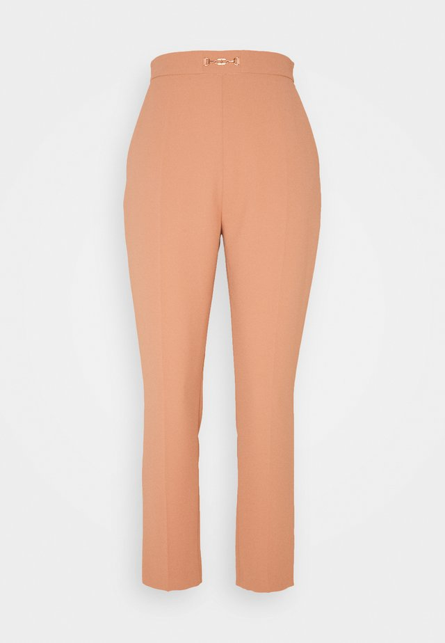 WOMEN'S PANTS - Pantalones - rose gold
