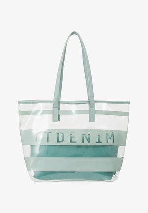 LINARES SET - Tote bag - mint