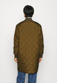 ARKET - JACKET - Krátký kabát - brown medium dusty - 2