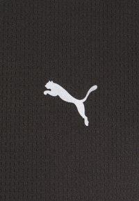 Puma - RUN FAVORITE TEE - Camiseta estampada - black - 6