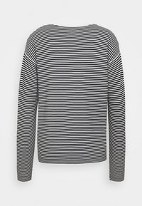 Marc O'Polo DENIM - LONG SLEEVE CREW NECK - Jumper - multi/black - 1