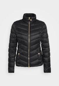 Barbour International - AUBERN QUILT - Light jacket - black - 0