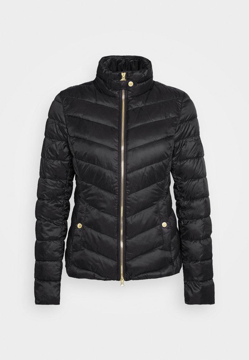 Barbour International - AUBERN QUILT - Light jacket - black