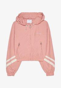 Bershka - Summer jacket - rose - 5
