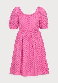 YAS Petite - YASVOLANT DRESS  - Cocktail dress / Party dress - azalea pink - 3