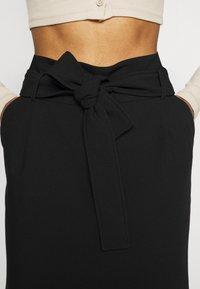 Morgan - JARIA - Mini skirt - noir - 4