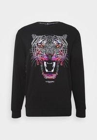 Alessandro Zavetti - GROWLER - Sweatshirt - black - 4