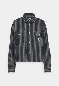 TRADE  - Summer jacket - dark navy