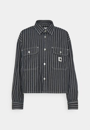 TRADE  - Summer jacket - dark navy
