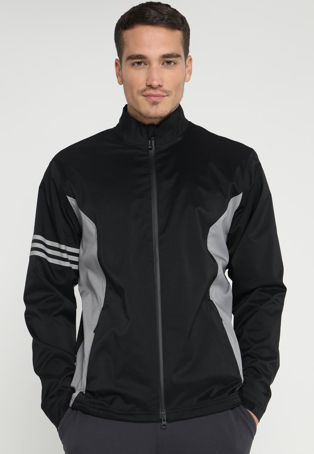 CLIMAPROOF - Giacca outdoor - black