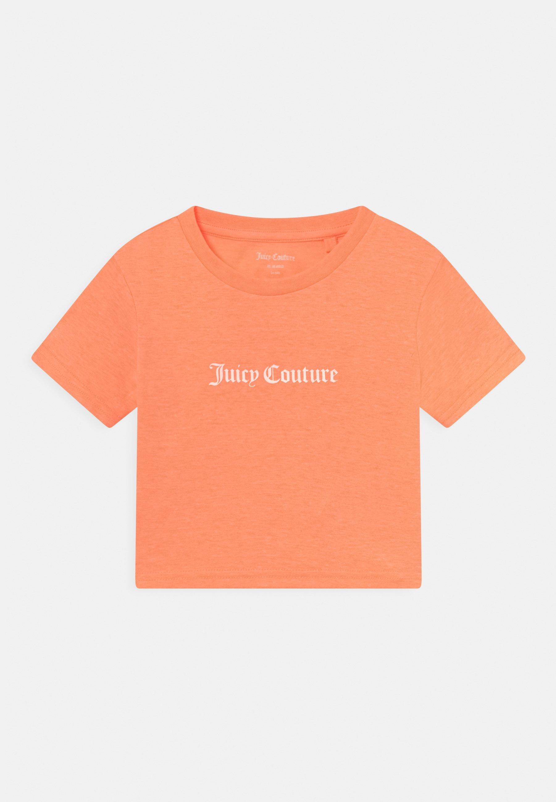Bambini CROP BOXY TEE - T-shirt con stampa