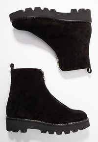Day Time - KALEY - Platform ankle boots - nero - 3