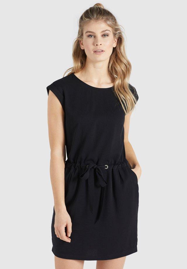 CANDIDE - Etui-jurk - schwarz