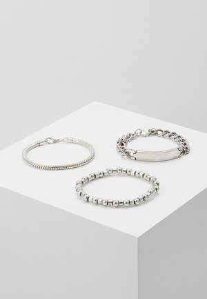 METALIX COMBO - Bracelet - silver-coloured