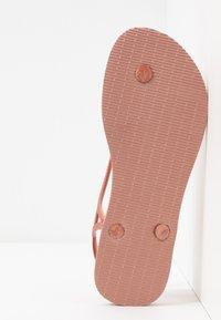 Havaianas - LUNA - T-bar sandals - crocus rose - 9