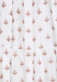 Stevie May - DEJA MIDI DRESS - Denní šaty - white - 5