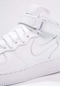 Nike Sportswear - AIR FORCE 1 - Sneakers hoog - white - 5