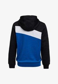 WE Fashion - MET COLOURBLOCK - Sweatshirt - blue - 2