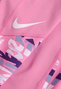 Nike Performance - TROPHY  - Collants - magic flamingo/emerald rise - 2