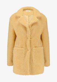 TWINTIP - Winter coat - mustard - 4