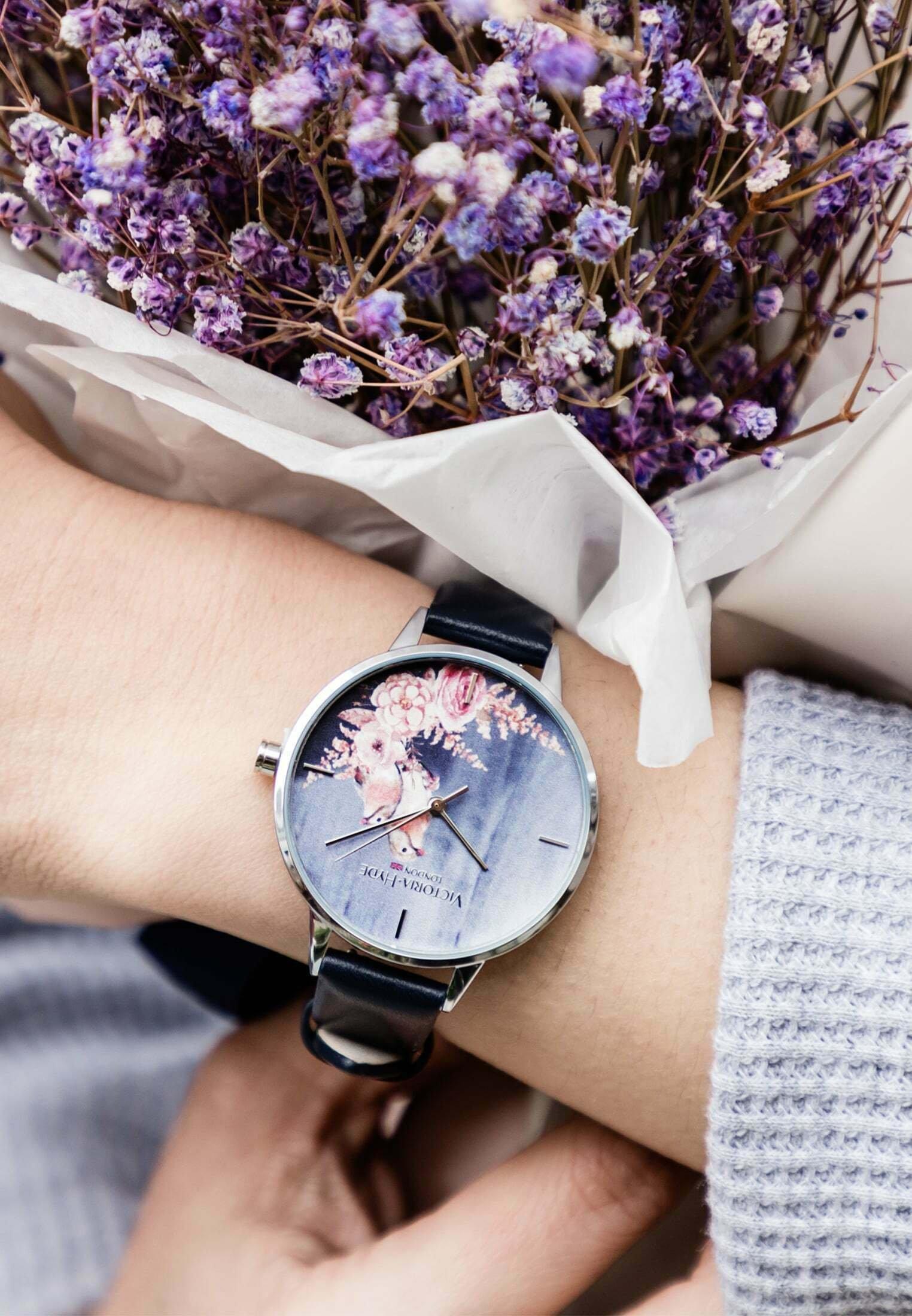 Damen PARK FLOWER - Uhr