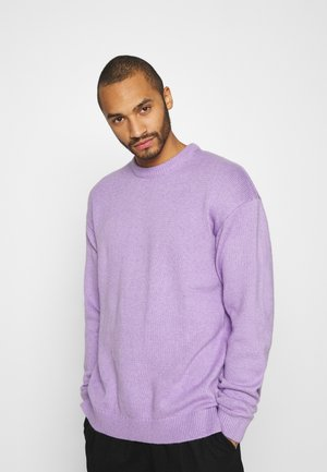 UNISEX  - Jumper - lilac