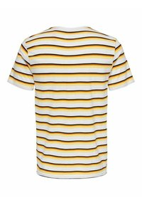 Only & Sons - Print T-shirt - pale banana - 6