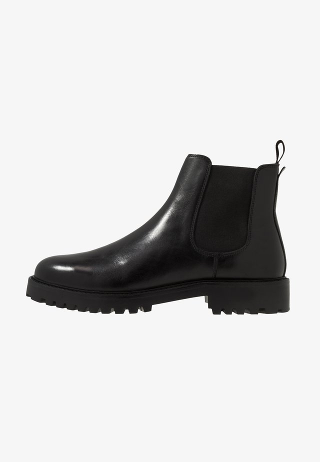 SEAN CHELSEA BOOT - Støvletter - black