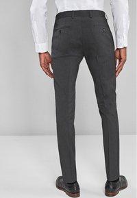 Next - Oblekové kalhoty - grey - 1