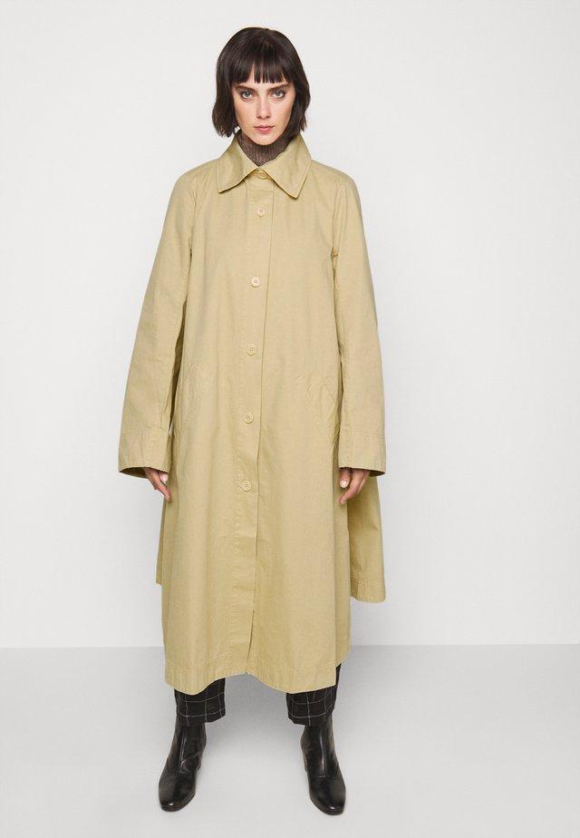 LOVE SONG - Zimní kabát - pale khaki