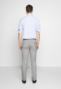 Limehaus - SEMI PLAIN - Kostymbyxor - grey - 2
