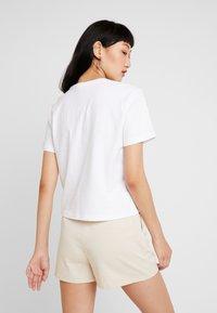 Hollister Co. - TEE - T-paita - white - 2