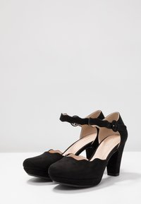 Anna Field - Plateaupumps - black - 4