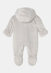 Marks & Spencer London - BABY PLAYSUIT UNISEX - Jumpsuit - grey - 1