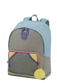 Samsonite - SCHOOL SPIRIT - School bag - preppy pastel blue - 1